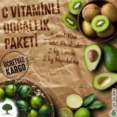 C Vitaminli Doğallık Paketi