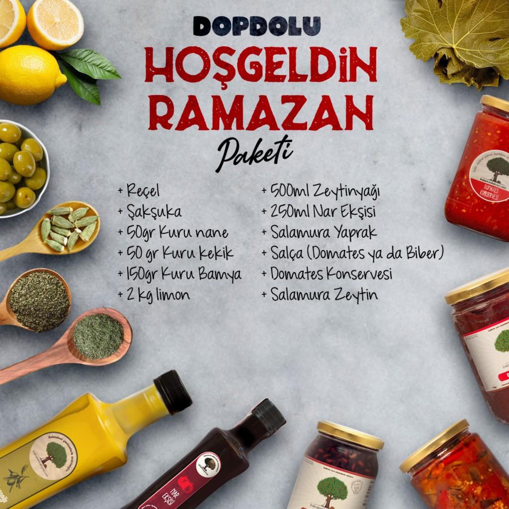 Hoşgeldin Ramazan Paketi - Büyük
