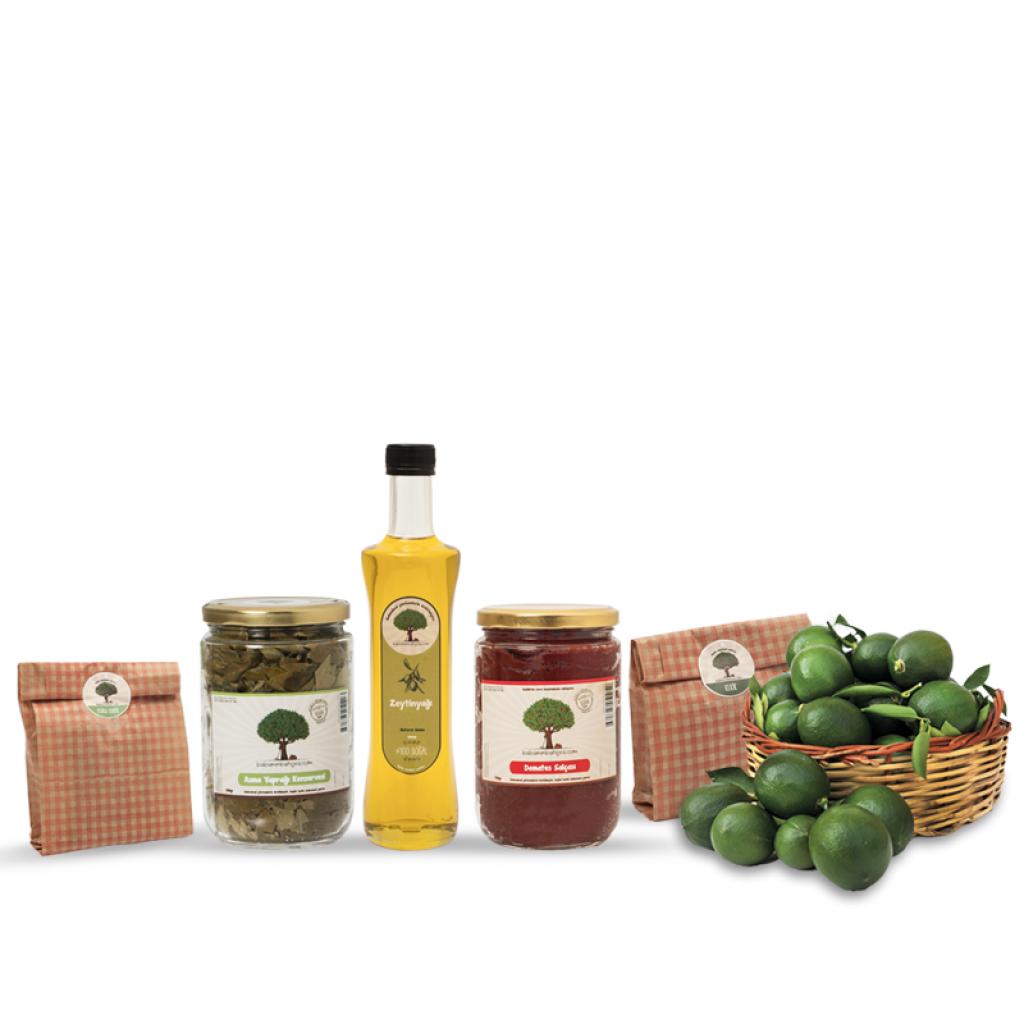 Zeytinyağlı Yaprak Sarması Paketi