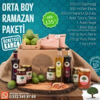 Orta Boy Ramazan Paketi