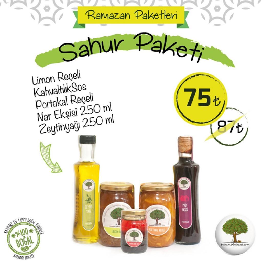 Sahur Paketi