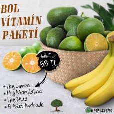 Bol Vitamin Paketi